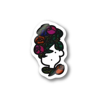 薔薇 Stickers