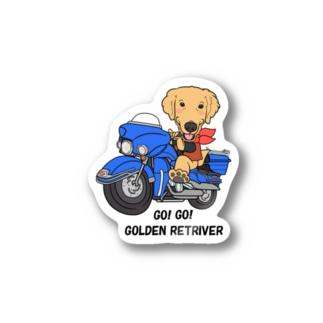 ゴーゴー・ゴールデン Sticker