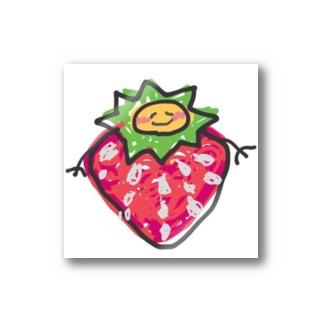 べりーぷりんすちゃん Stickers
