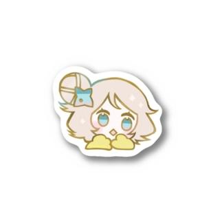 ちどりA Stickers
