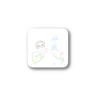 平成グッズ Stickers
