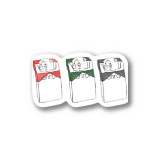 Cigarette Candy Stickers