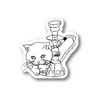 sheeshaシリーズ Stickers
