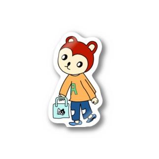 CHIPPERくん(ちっぱー) Stickers
