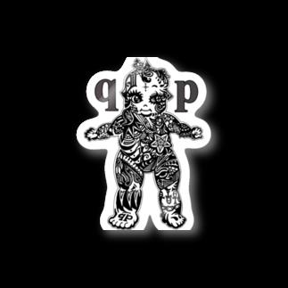 Jackpool の👼🏼🌞qpゼンタングル🌝👼🏼 Stickers