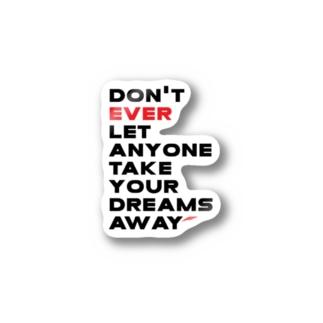 DREAMS Stickers
