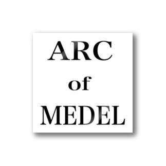 ARC of MEDEL Stickers
