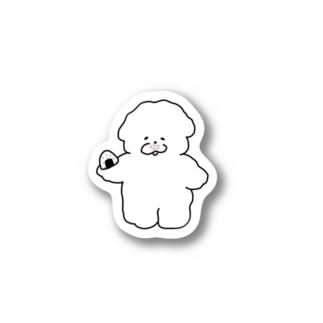 ペキ野ペキ造 Stickers