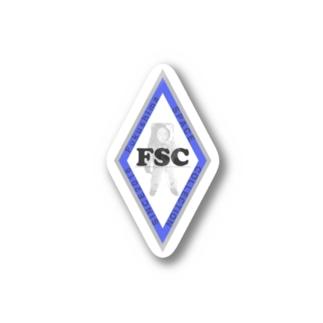 FSCロゴ Stickers