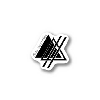 Afys Sticker Stickers