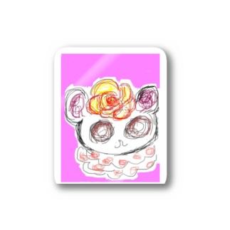 くるくるちゃん Stickers