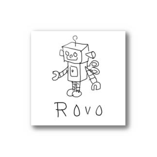 ロボ ステッカー