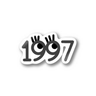 おませな1997ちゃん Stickers