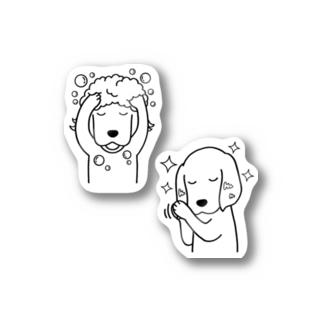 シャンプー&リンス Stickers