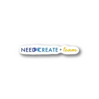 NEEDCREATE+TEAM Stickers