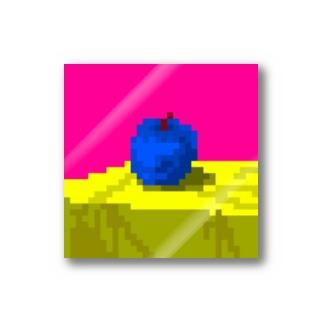 ピクセルりんごPsyche Stickers