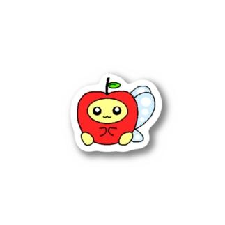 ふぇありんご♂ Stickers
