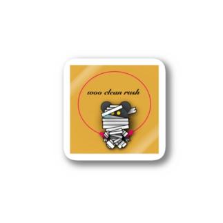 シュールなkuma Stickers