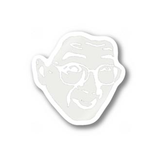 てつや純白 Stickers