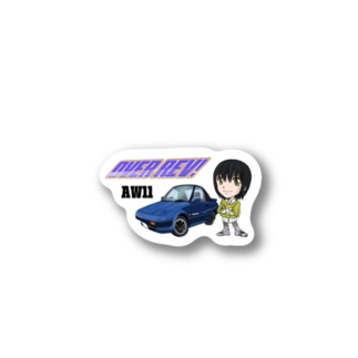 AW11涼子 Stickers