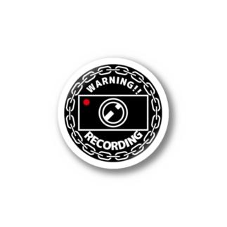 ドラレコステッカー Stickers