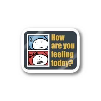 よよよ Stickers