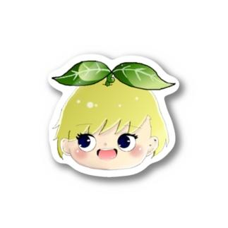 杏ちゃんアイコン Stickers