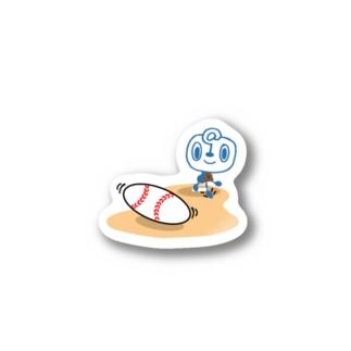 パルオベースボール Stickers