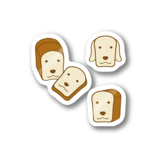 コメパン Stickers