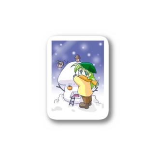 スノーリリル Stickers