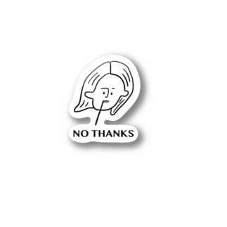 nothanks Stickers