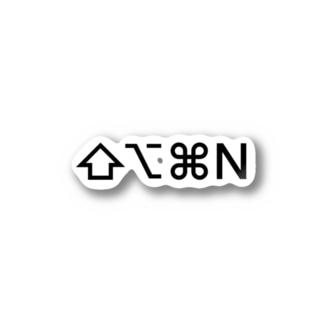 新規レイヤーを作成 Stickers