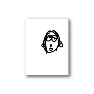ねむいよ Stickers