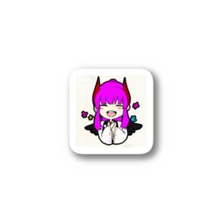 アヤカシ少女 Stickers