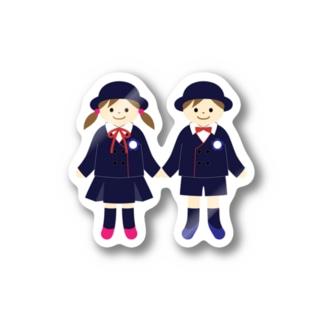 幼稚園の思い出 Stickers
