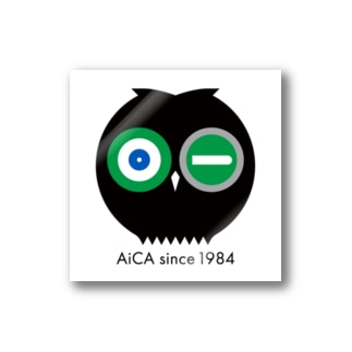 AiCAロゴ Stickers