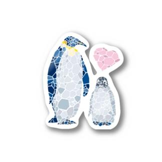ペンギンタイル Stickers