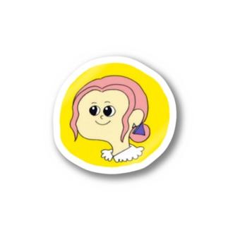 matsunomiのキミちゃん Stickers