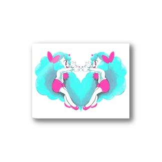 ポップサイダーガール Stickers