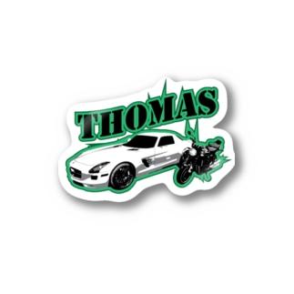 Thomas SLS Z900RS Stickers