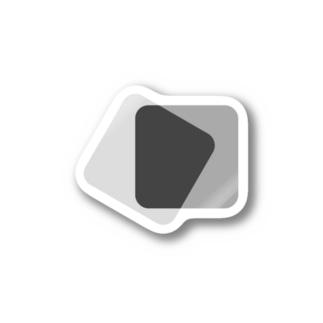hitokoto-kotoba_logo_01 Stickers