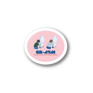 geroatama Stickers