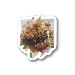 OKONOMIYAKI Stickers