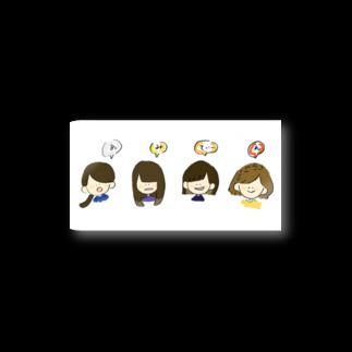 つえりのあみてぃーん公式 Stickers