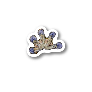 テイオウヘラオヤモリのスタンプ Stickers
