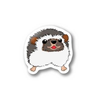 ハリネズミの風太3 Stickers