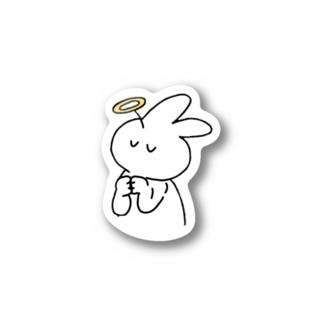 アーメンきくらげちゃん Stickers