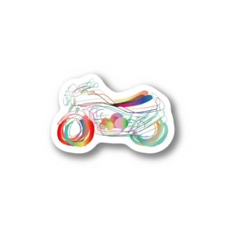 bike_2 Stickers
