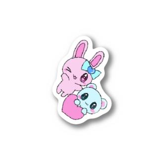 女児みシール:だいしゅき! Stickers
