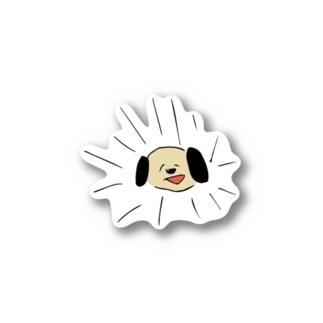 ぱあって感じのナンディ Stickers